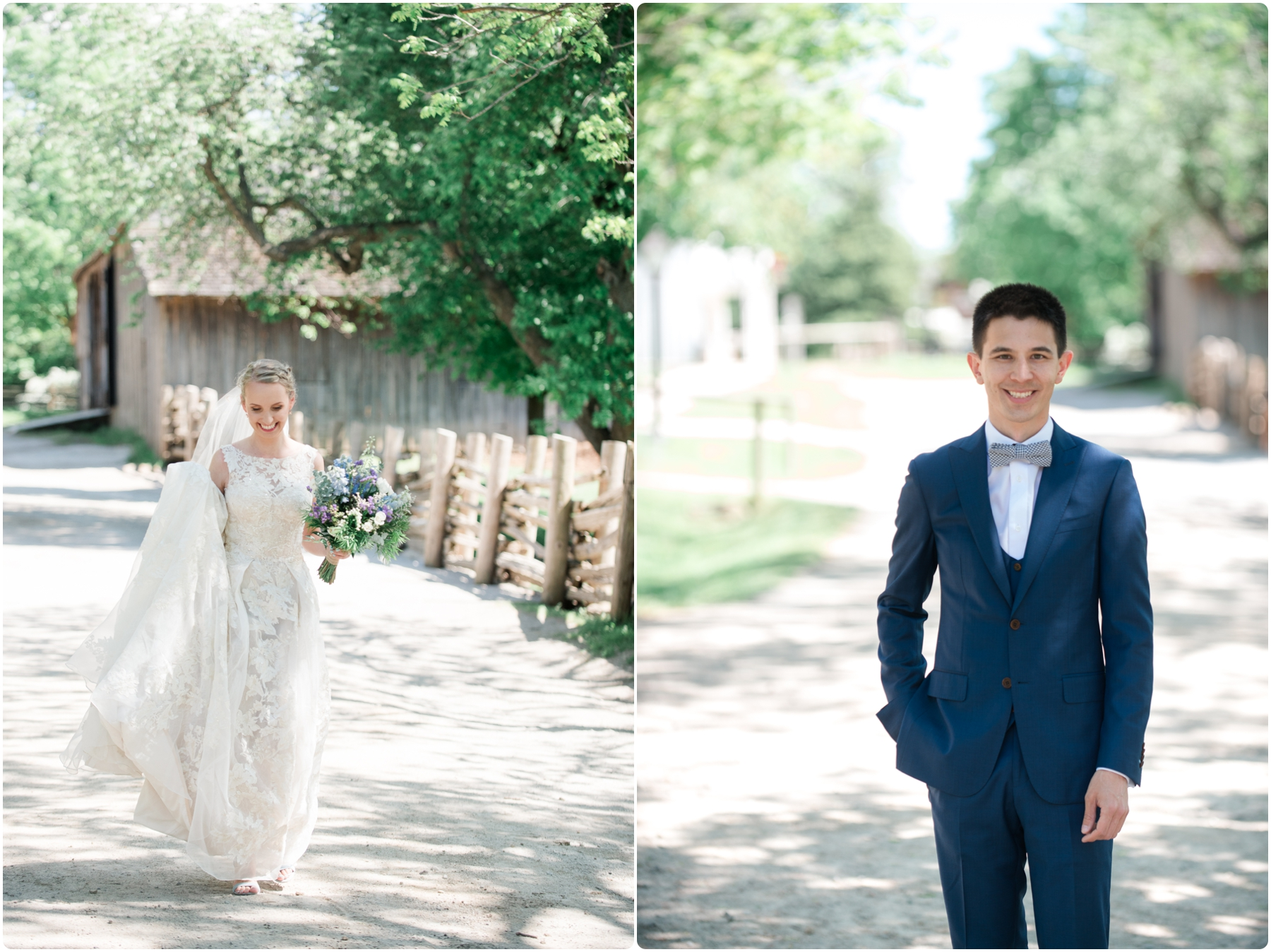 Black Creek Pioneer Village Wedding- Agata & Chris_0189