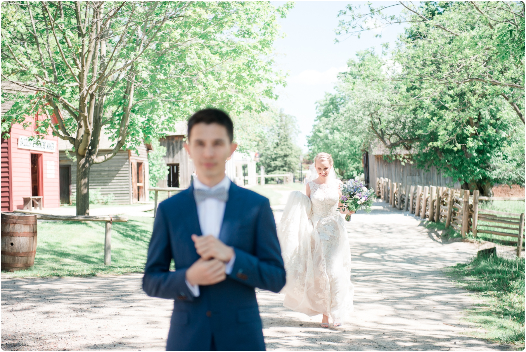 Black Creek Pioneer Village Wedding- Agata & Chris_0190