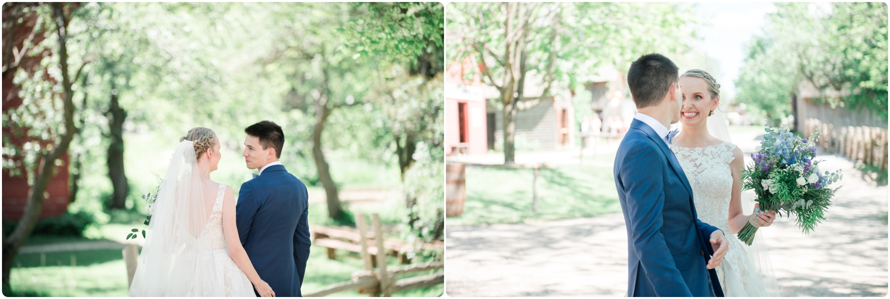 Black Creek Pioneer Village Wedding- Agata & Chris_0192