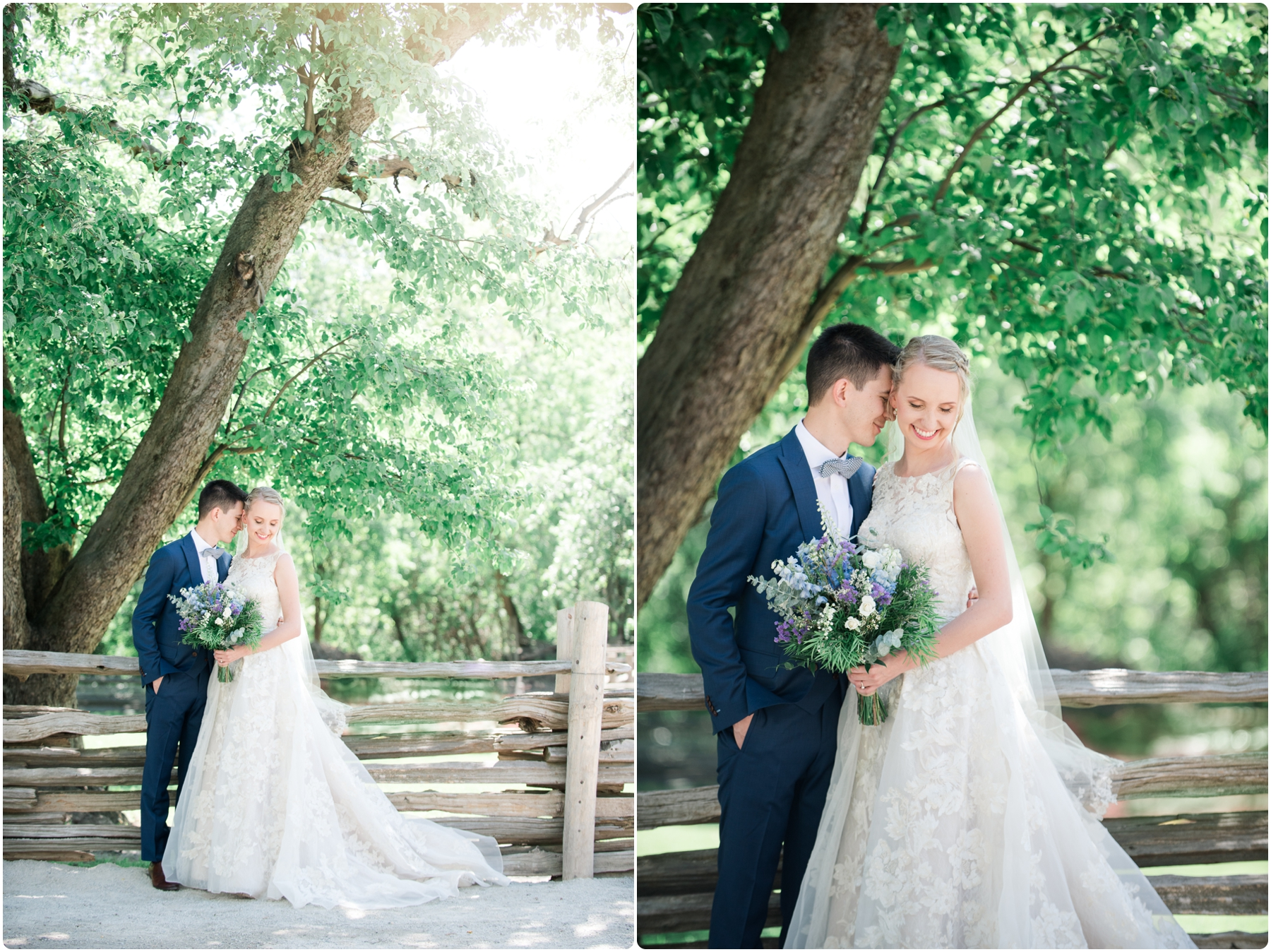 Black Creek Pioneer Village Wedding- Agata & Chris_0198