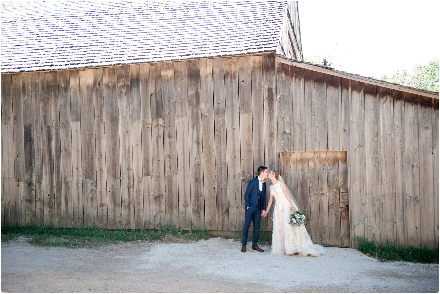 Black Creek Pioneer Village Wedding- Agata & Chris_0199