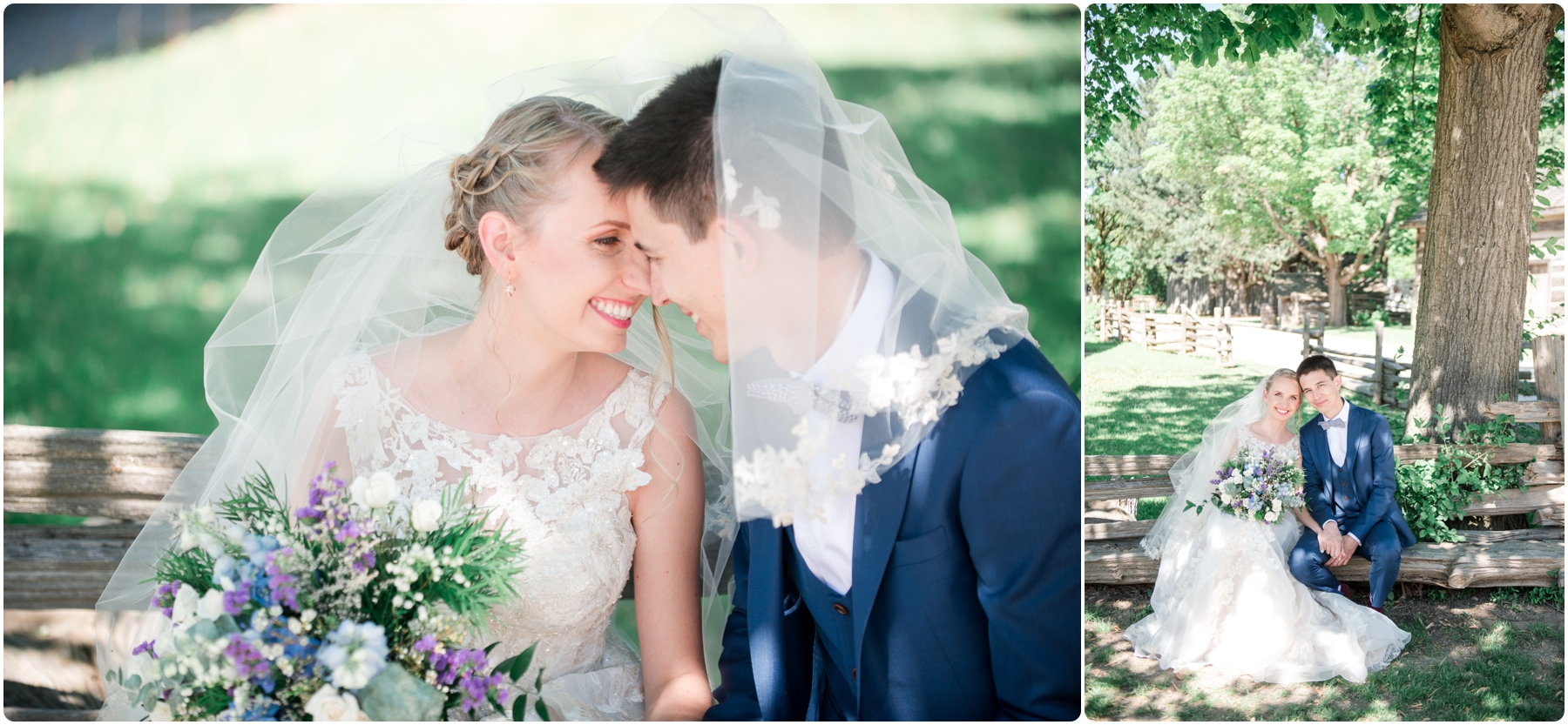 Black Creek Pioneer Village Wedding- Agata & Chris_0201
