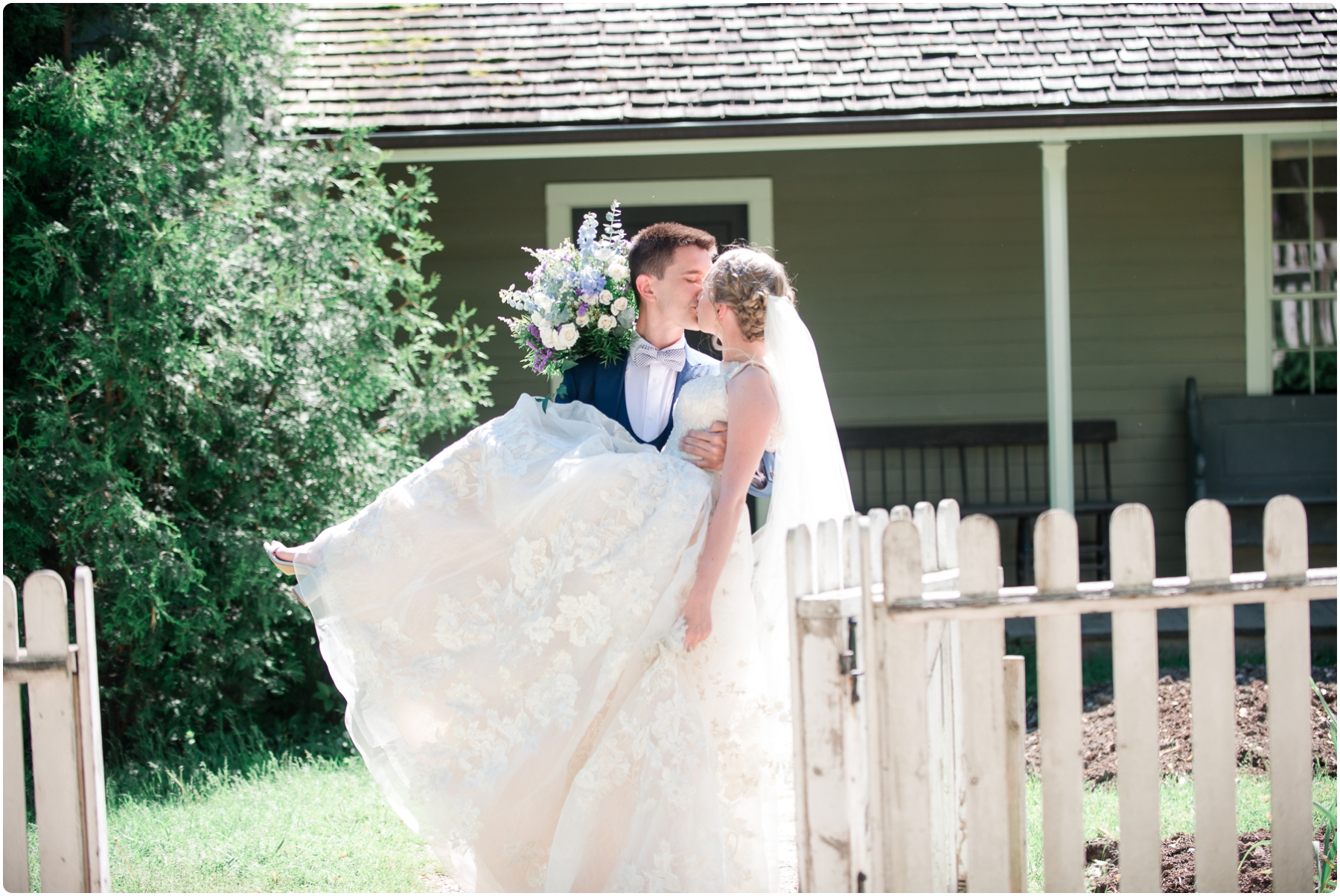 Black Creek Pioneer Village Wedding- Agata & Chris_0205