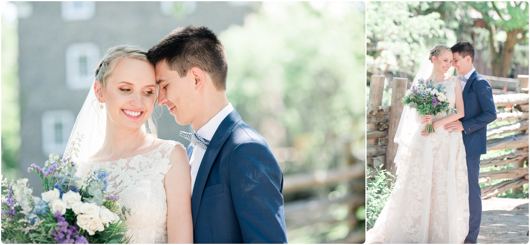 Black Creek Pioneer Village Wedding- Agata & Chris_0208