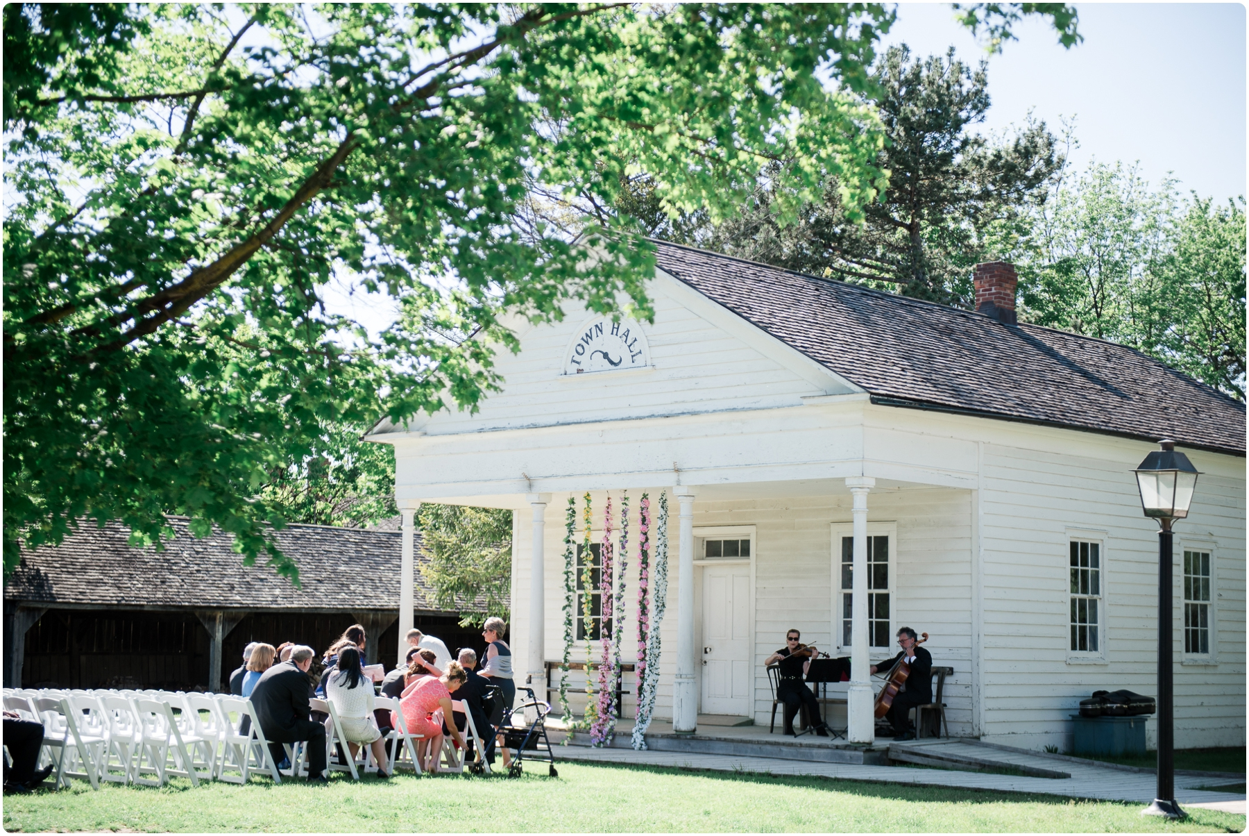 Black Creek Pioneer Village Wedding- Agata & Chris_0219