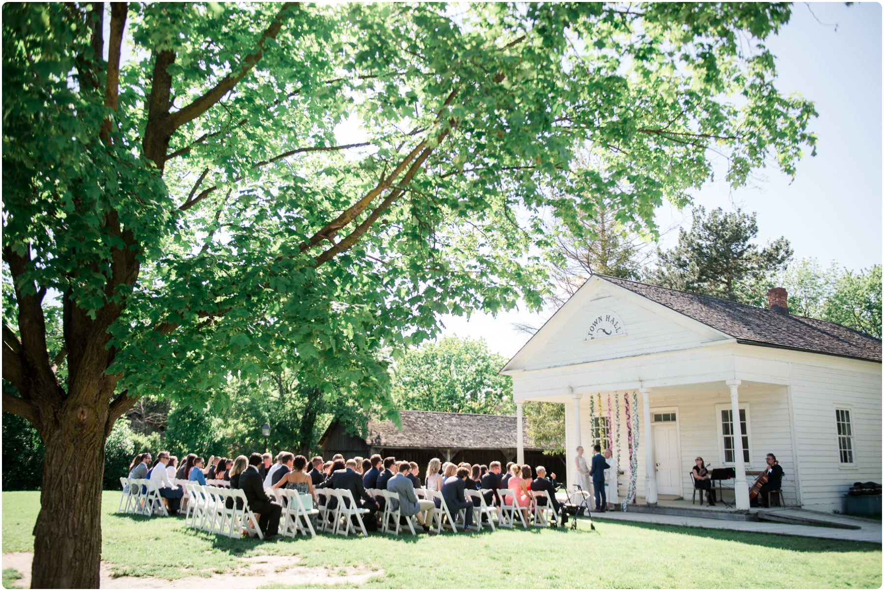 Black Creek Pioneer Village Wedding- Agata & Chris_0229