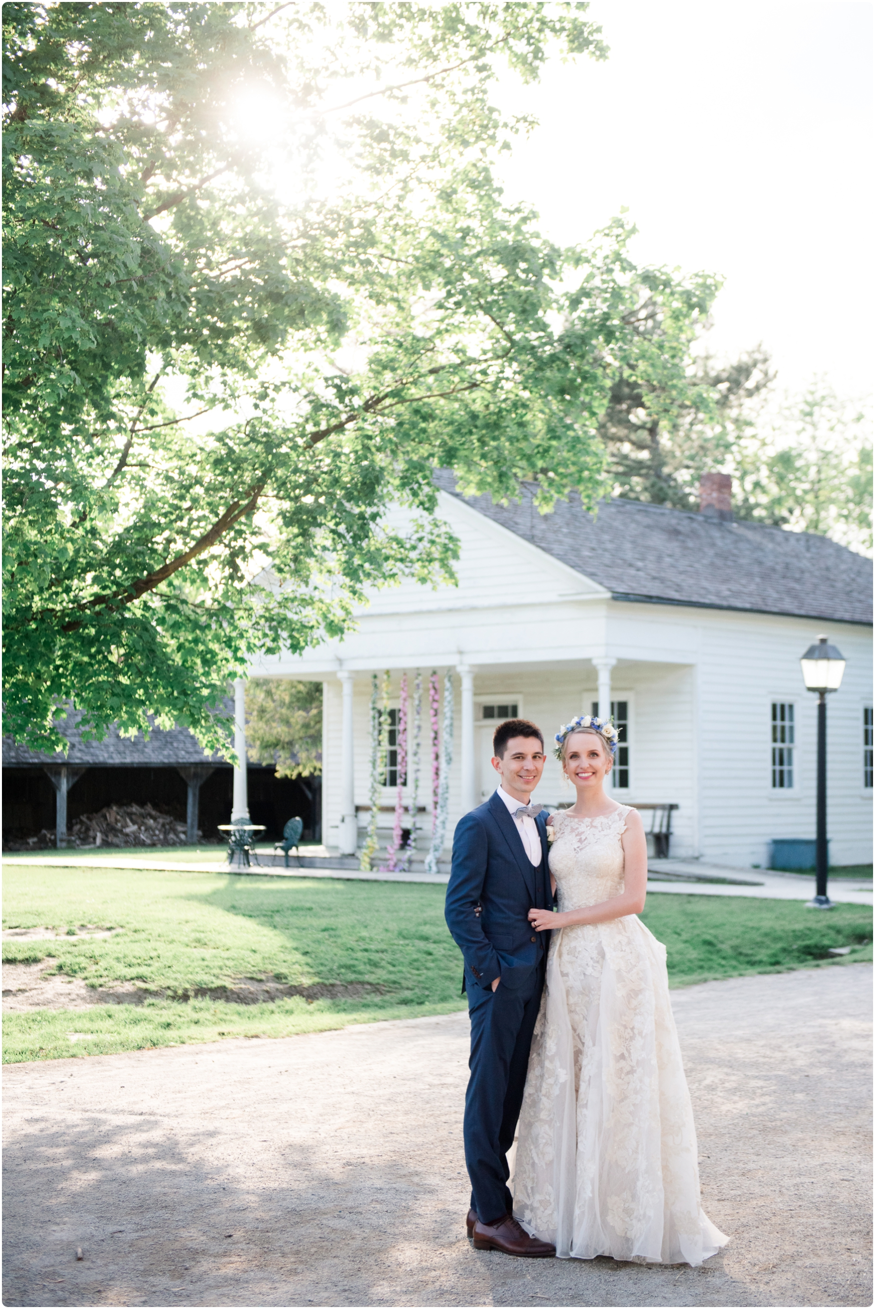 Black Creek Pioneer Village Wedding- Agata & Chris_0254