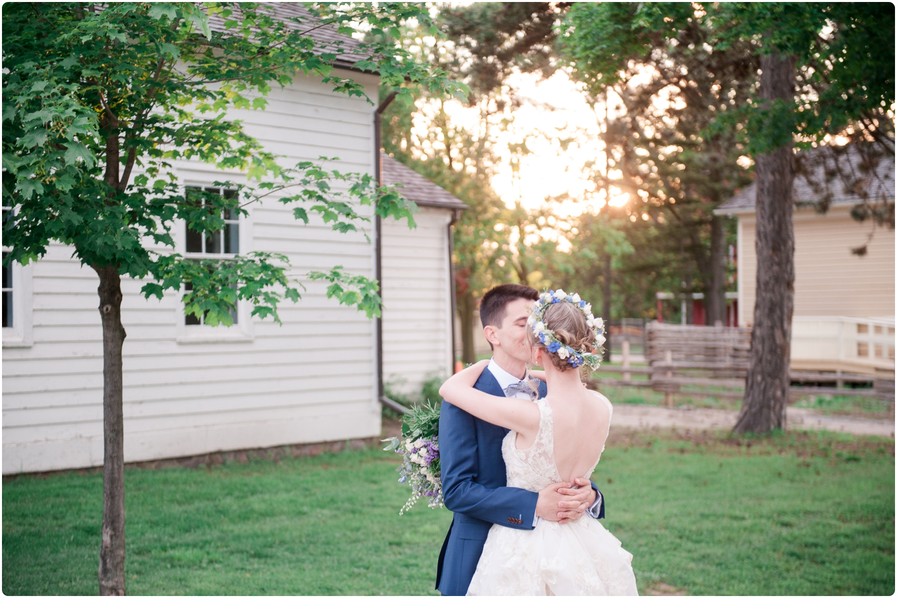 Black Creek Pioneer Village Wedding- Agata & Chris_0264