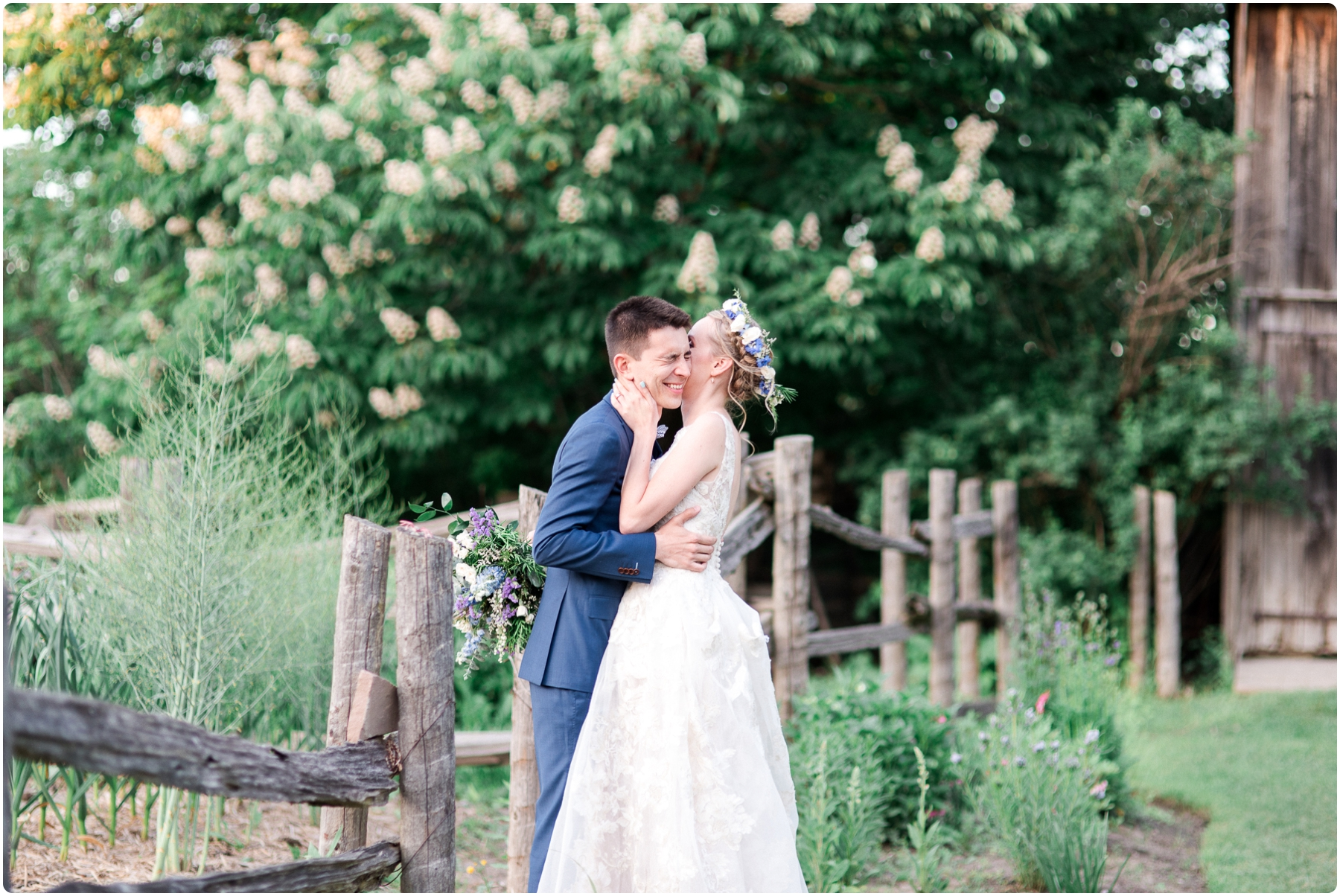 Black Creek Pioneer Village Wedding- Agata & Chris_0267