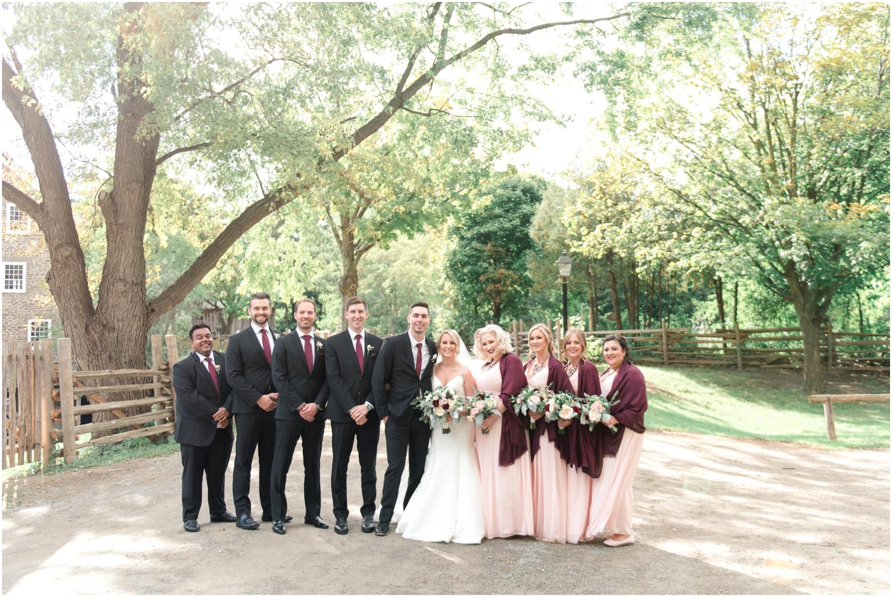 Black Creek Pioneer Village, Toronto Wedding- Precious Photography by Courtney McIntosh Becky & Andy_0150