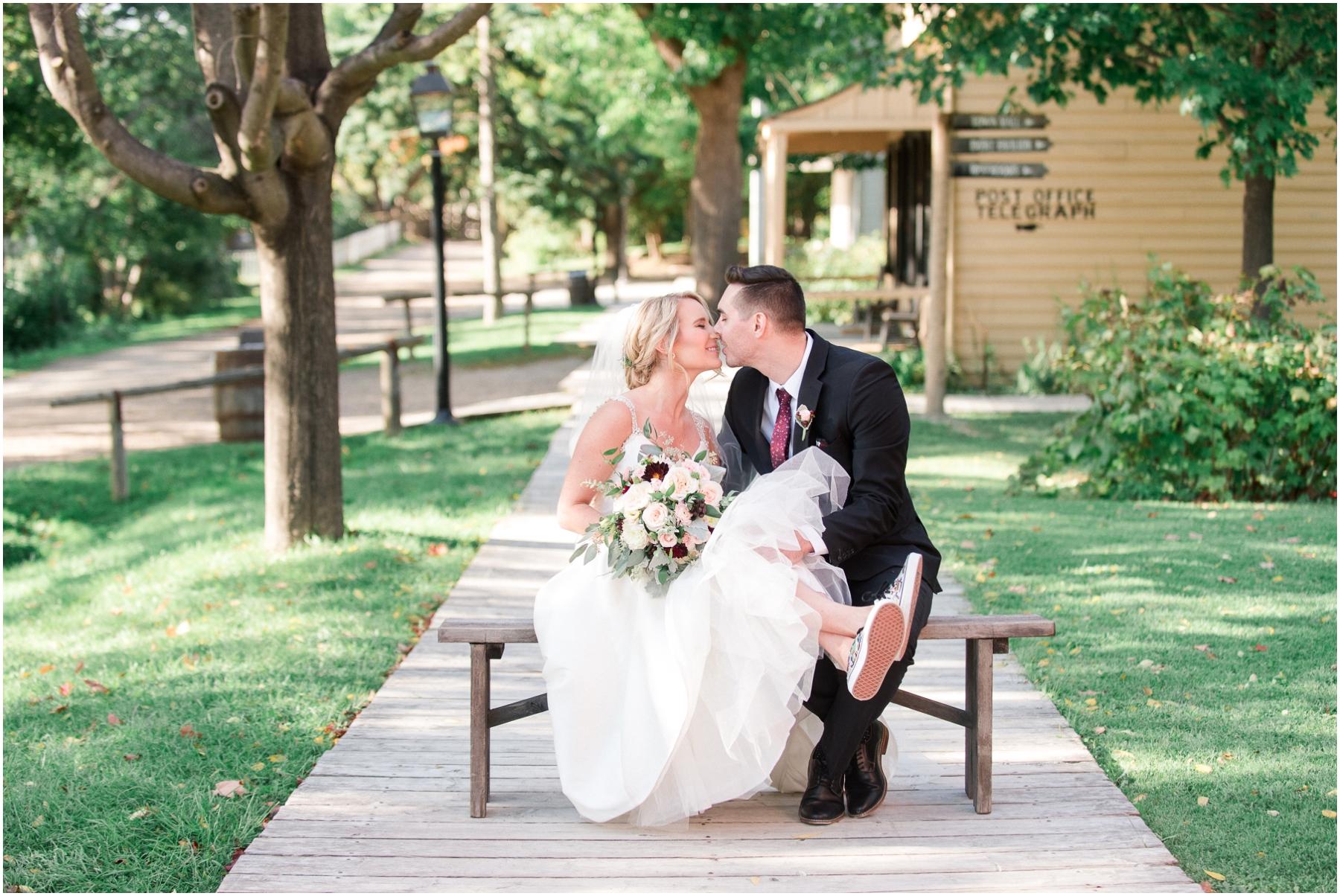 Black Creek Pioneer Village, Toronto Wedding- Precious Photography by Courtney McIntosh Becky & Andy_0166