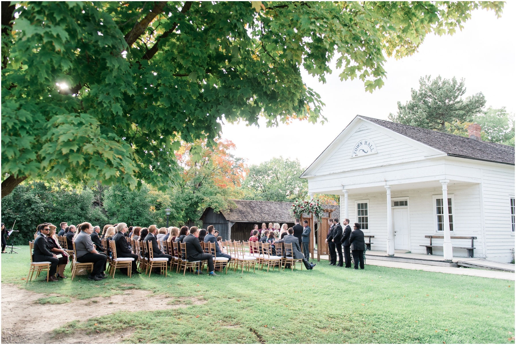 Black Creek Pioneer Village, Toronto Wedding- Precious Photography by Courtney McIntosh Becky & Andy_0179