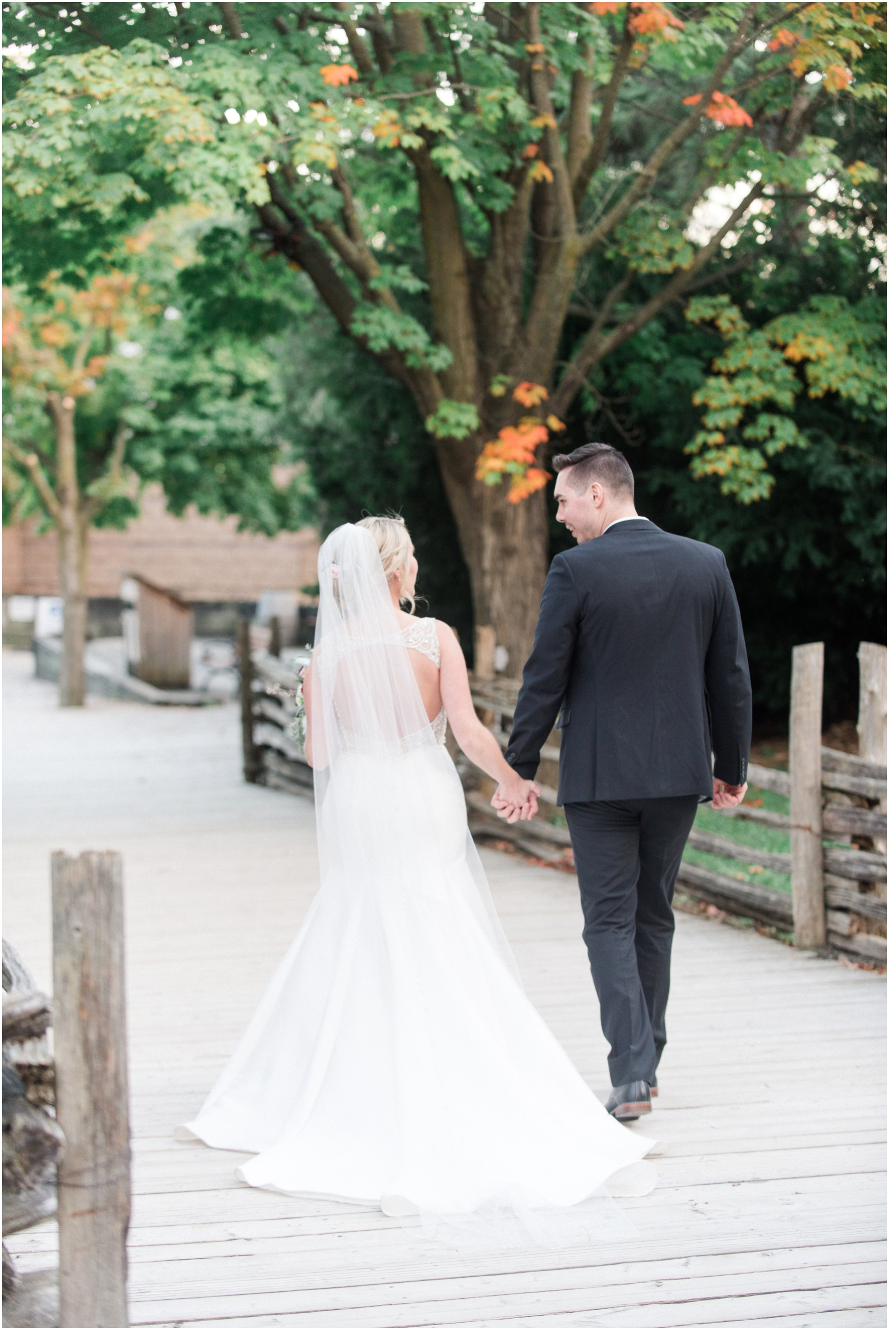 Black Creek Pioneer Village, Toronto Wedding- Precious Photography by Courtney McIntosh Becky & Andy_0195