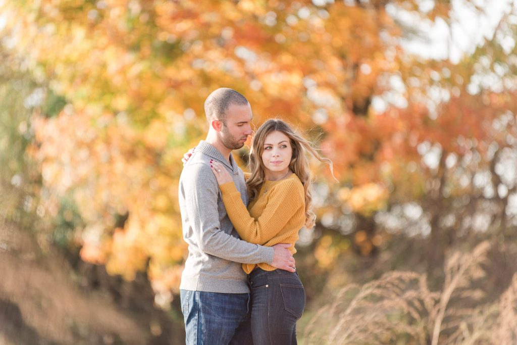 Engagement session at Applewood Farm Winery, Markham, Ontario