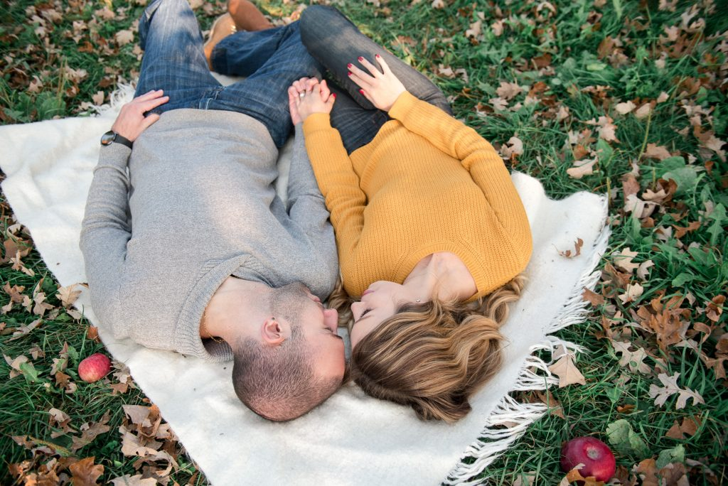 Applewood Farm Winery Engagement Session