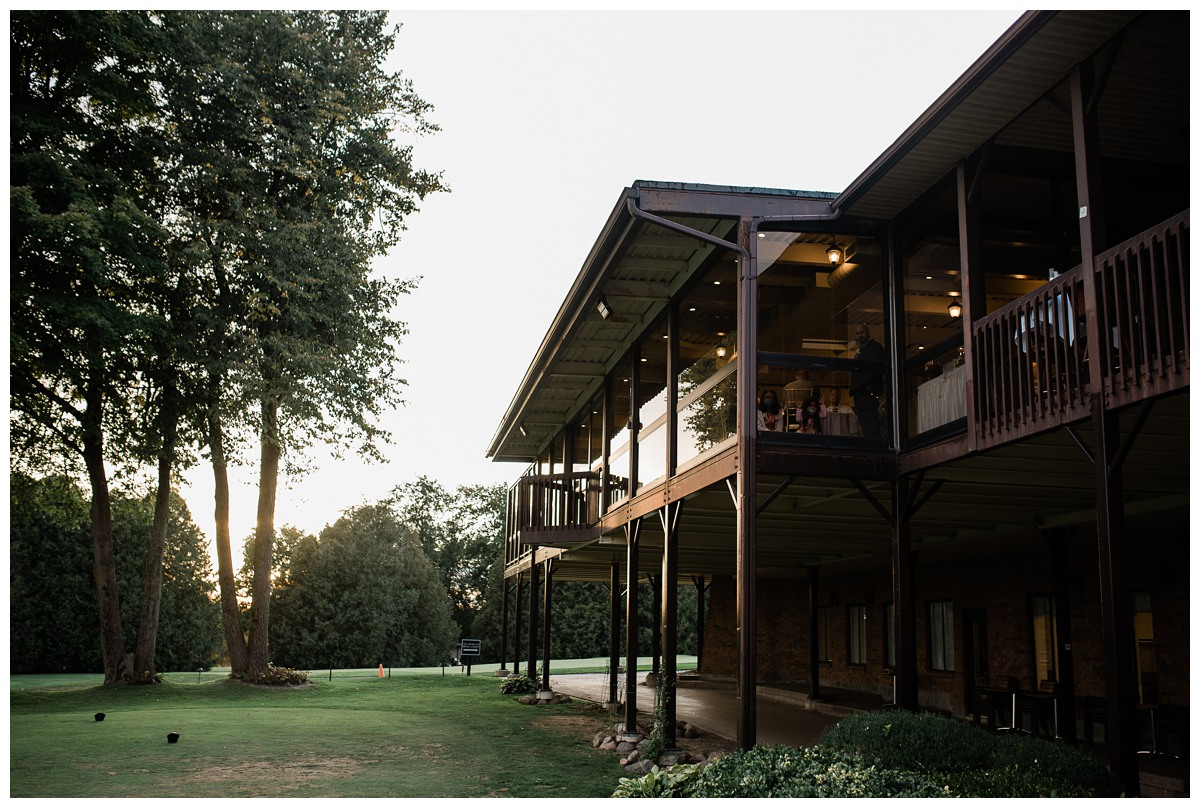 Image of Compton Solarium at Royal Ashburn Golf Club in Whitby