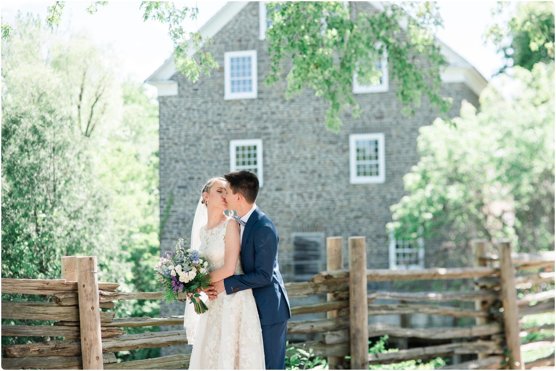 Black Creek Pioneer Village Wedding- Agata & Chris_0206
