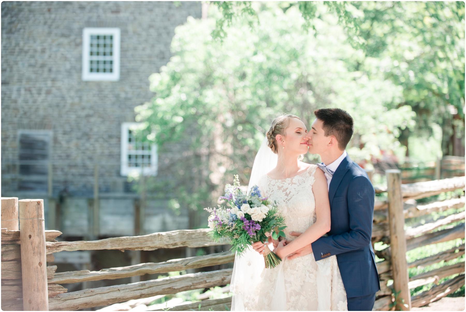 Black Creek Pioneer Village Wedding- Agata & Chris_0207