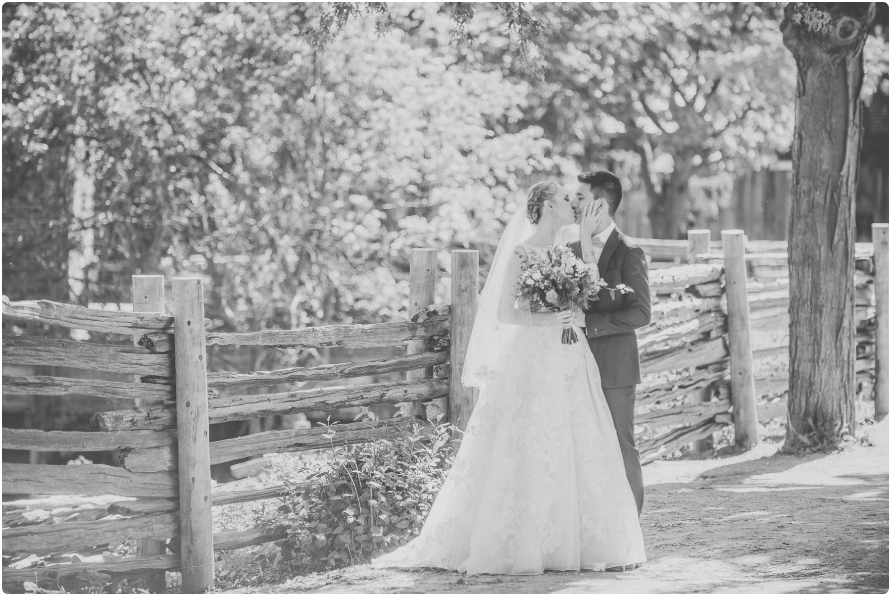 Black Creek Pioneer Village Wedding- Agata & Chris_0210