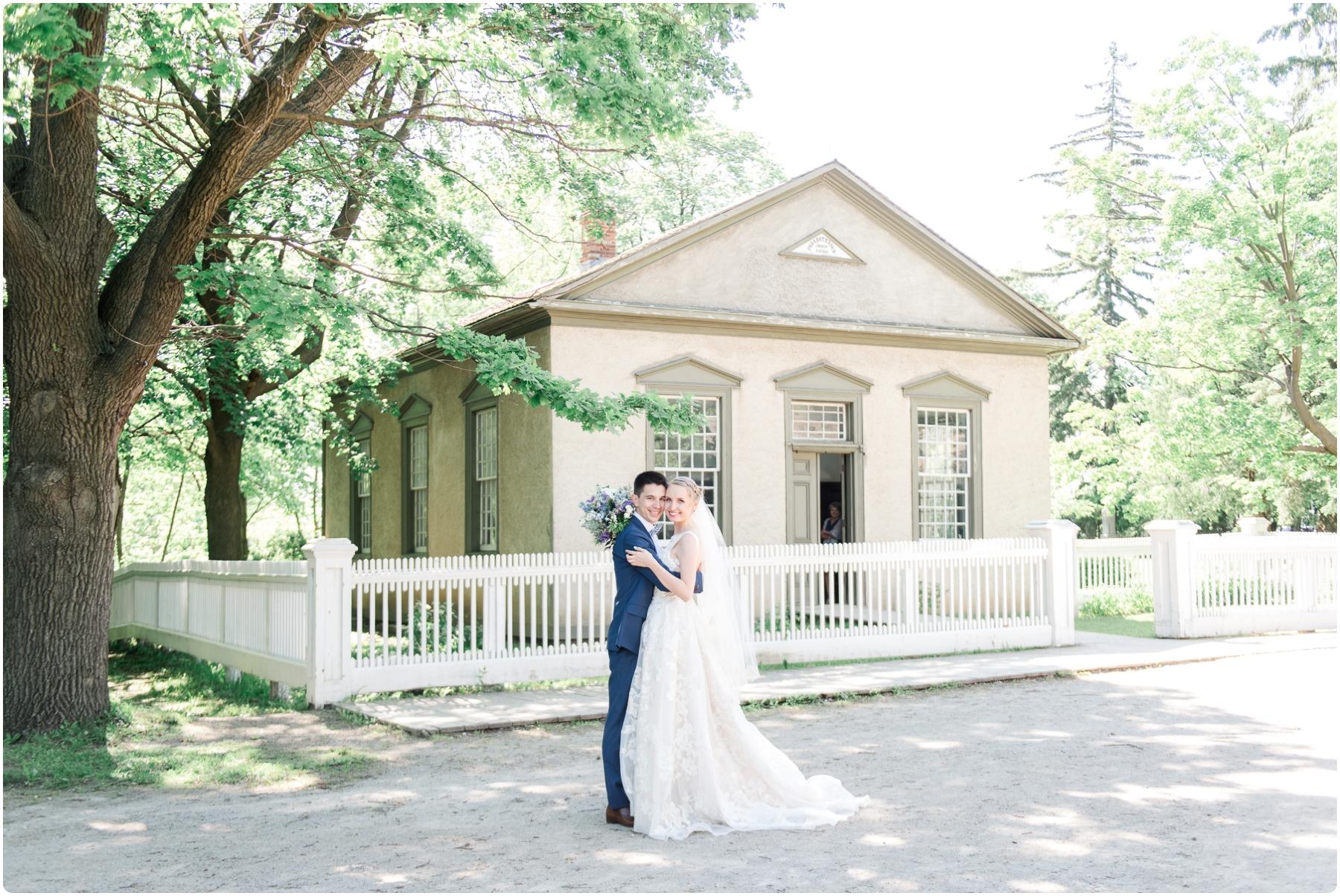 Black Creek Pioneer Village Wedding- Agata & Chris_0215