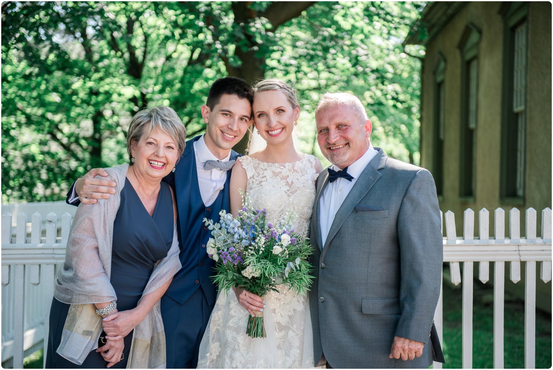 Black Creek Pioneer Village Wedding- Agata & Chris_0217