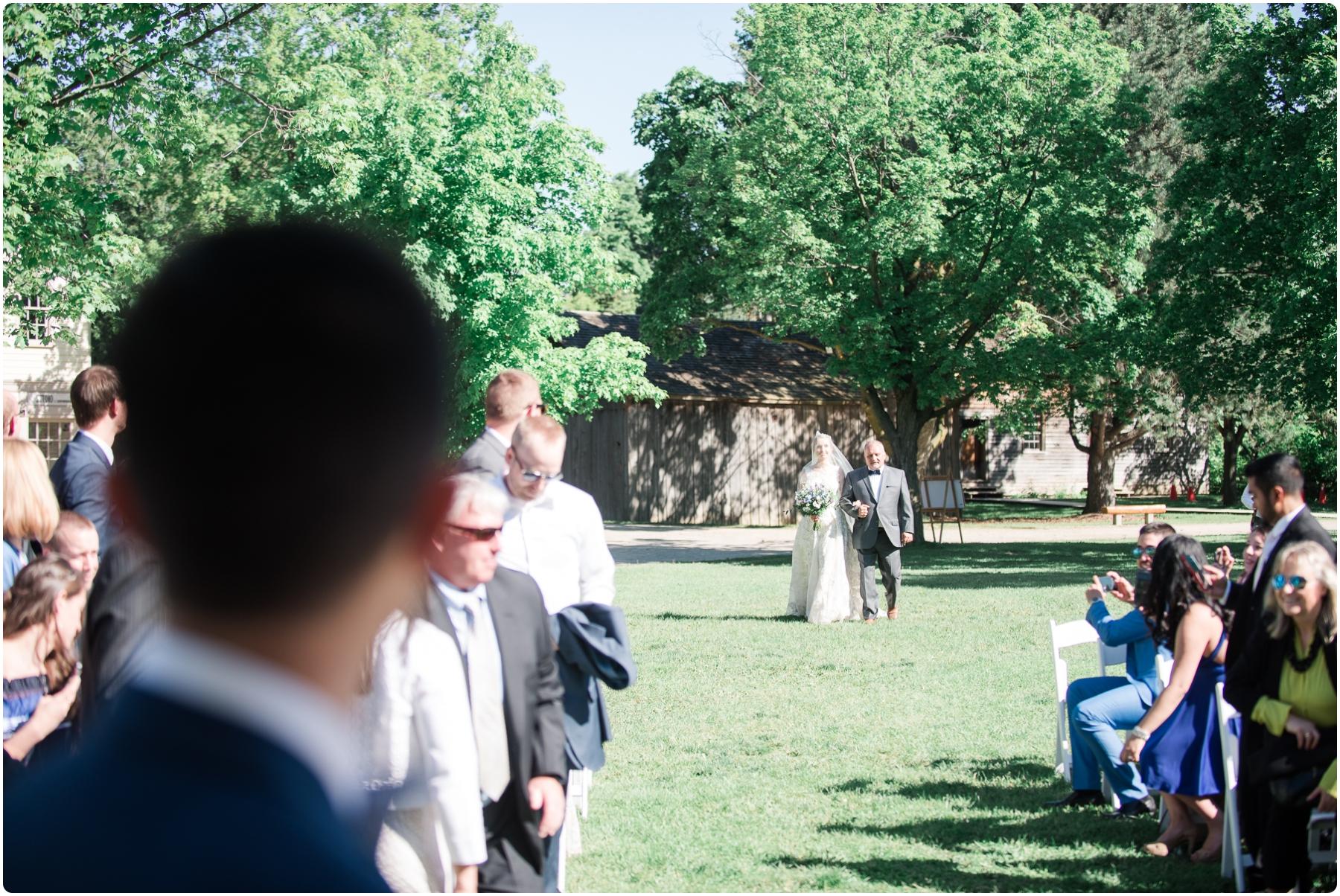 Black Creek Pioneer Village Wedding- Agata & Chris_0225
