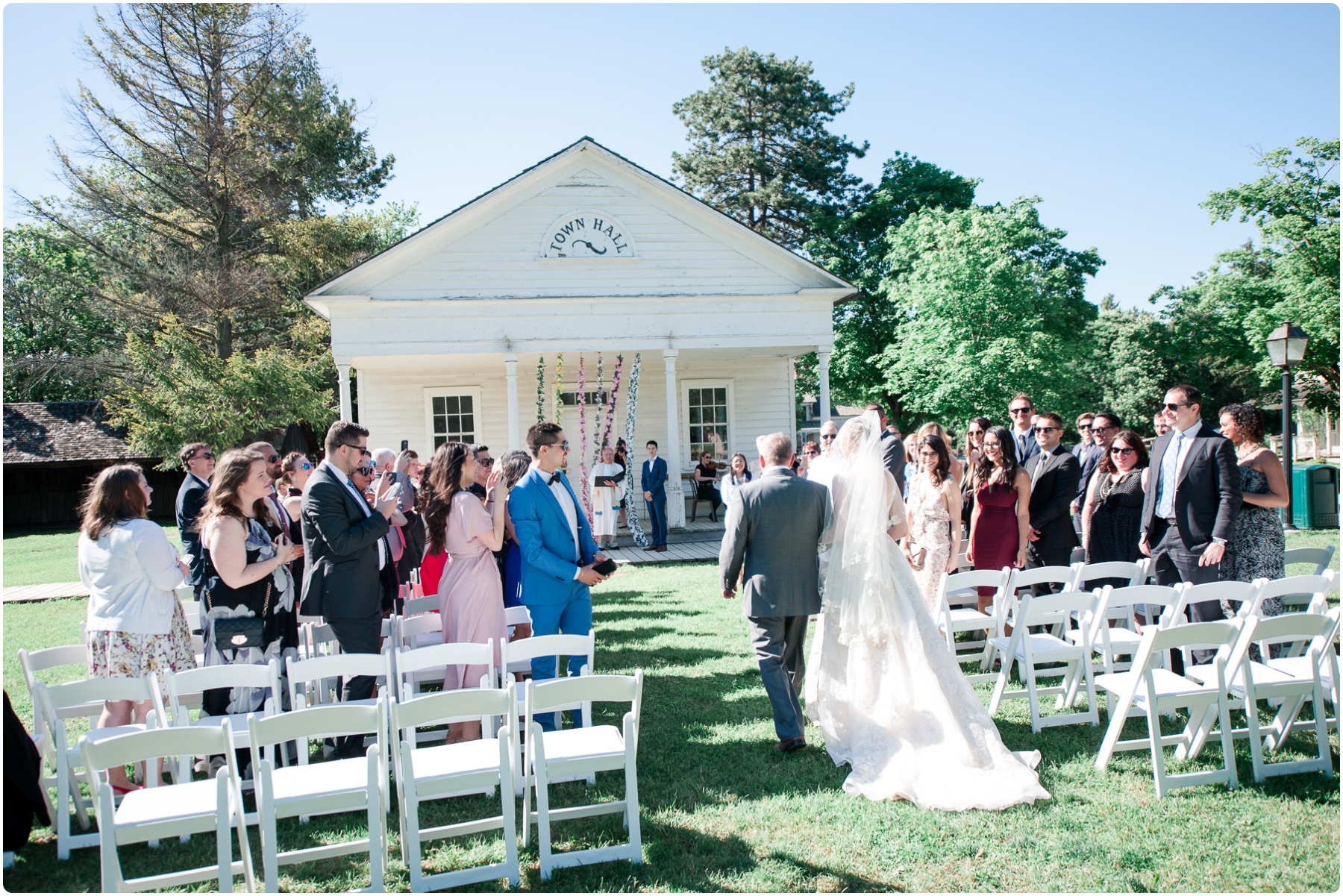 Black Creek Pioneer Village Wedding- Agata & Chris_0226