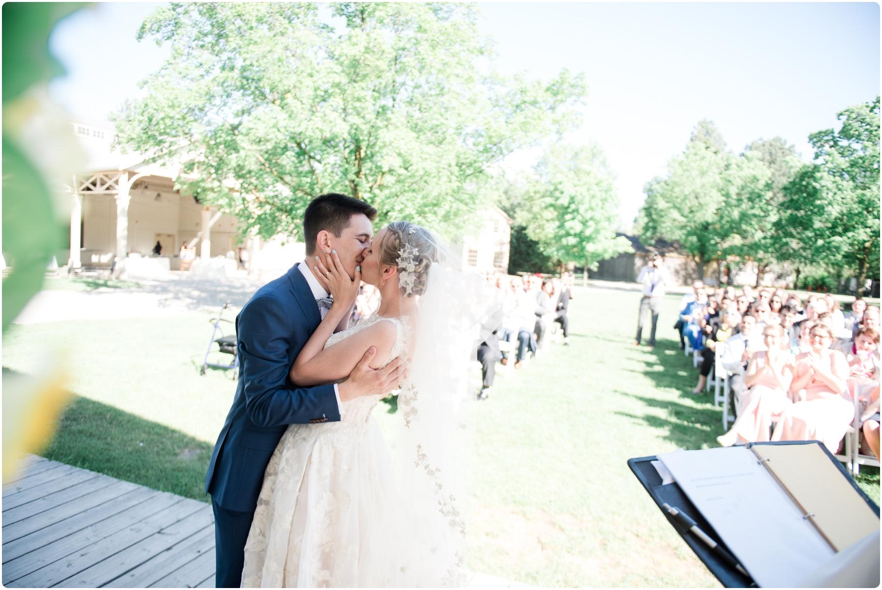 Black Creek Pioneer Village Wedding- Agata & Chris_0234