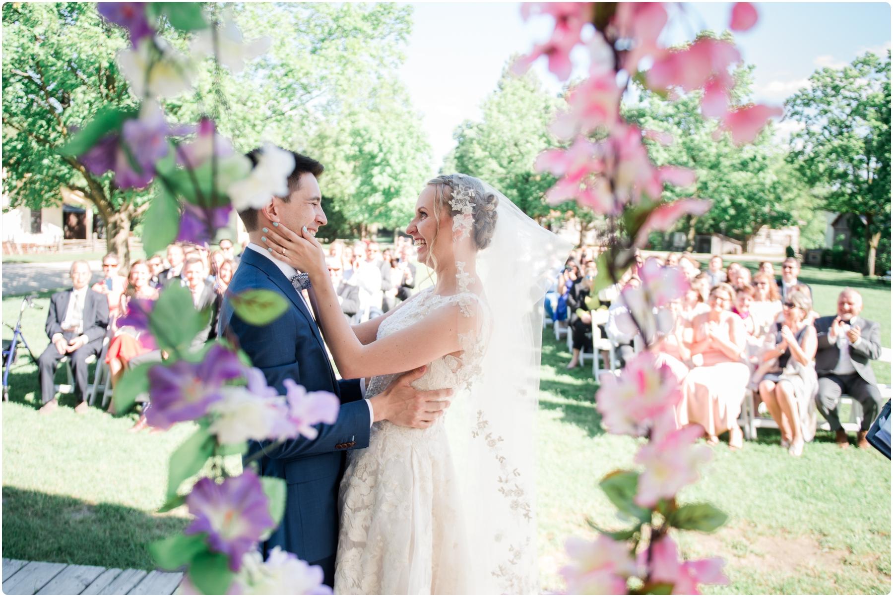 Black Creek Pioneer Village Wedding- Agata & Chris_0236