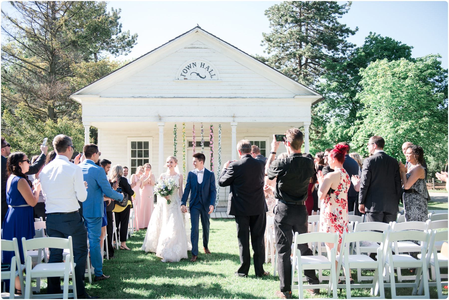 Black Creek Pioneer Village Wedding- Agata & Chris_0238