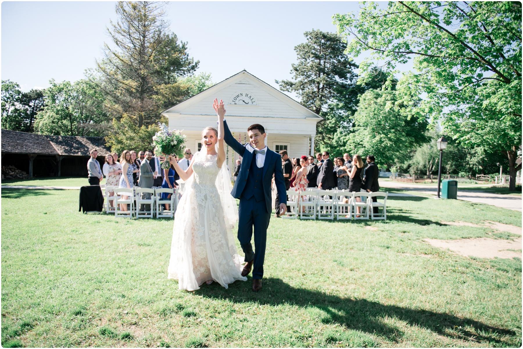 Black Creek Pioneer Village Wedding- Agata & Chris_0241