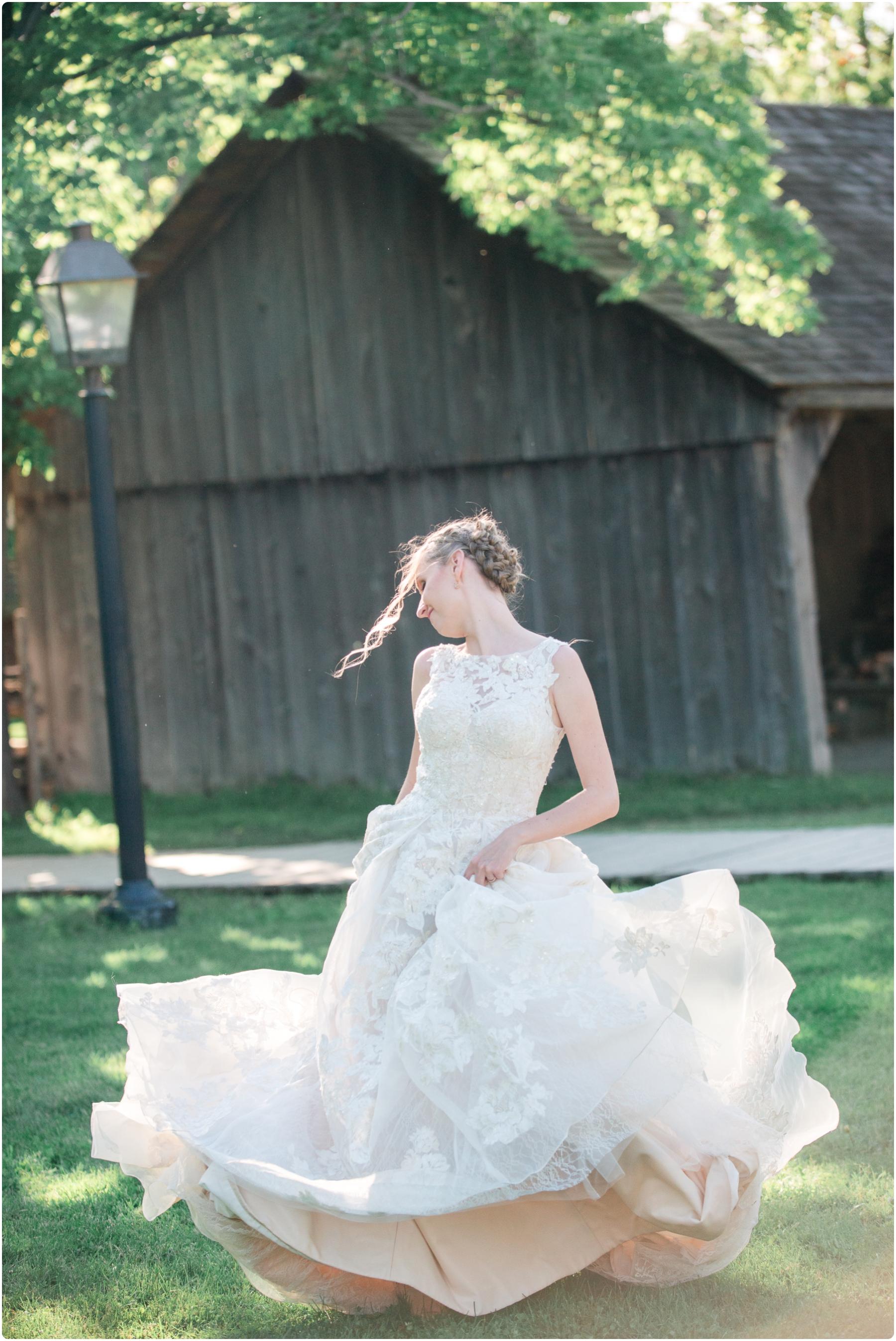 Black Creek Pioneer Village Wedding- Agata & Chris_0245