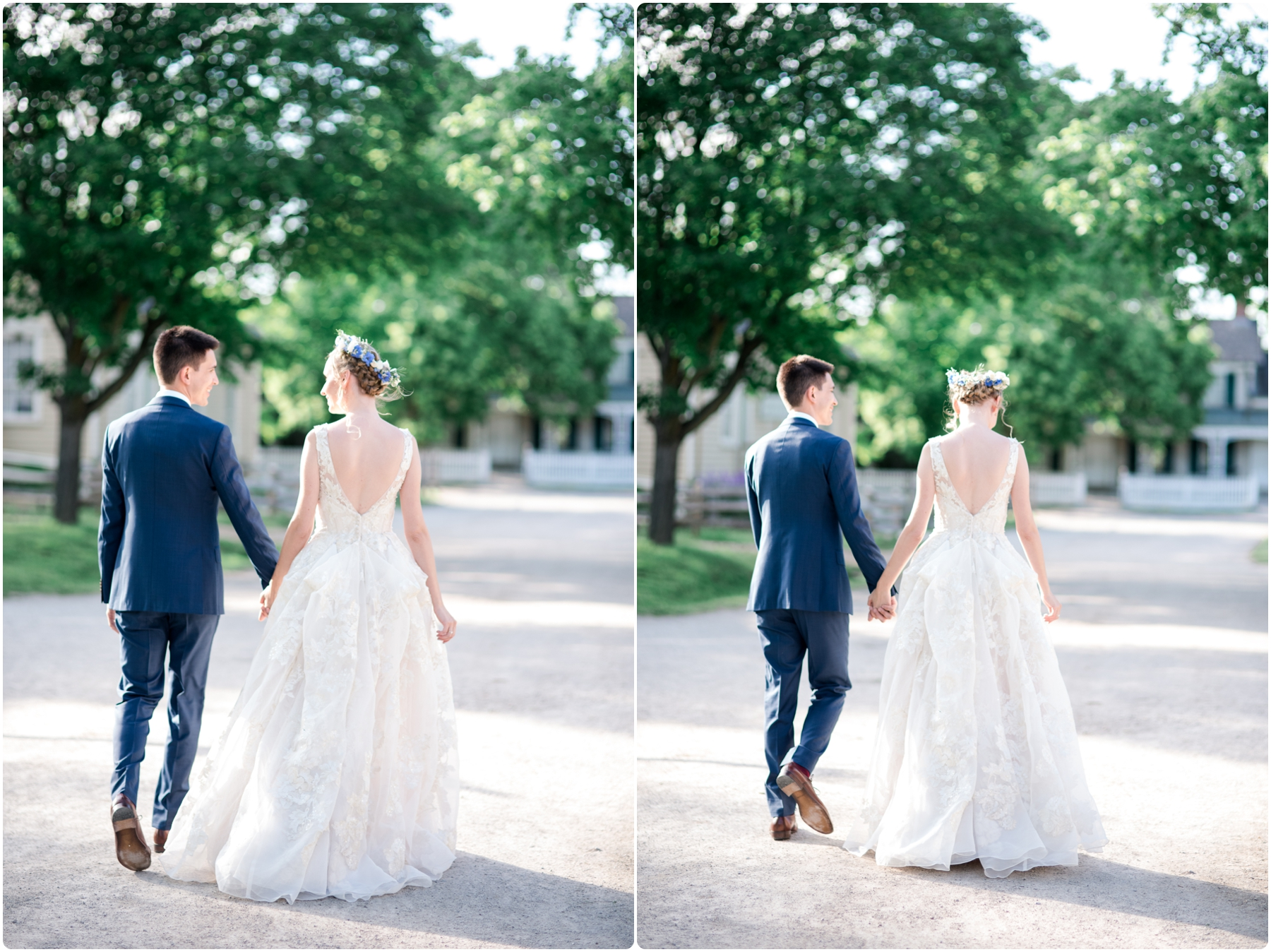 Black Creek Pioneer Village Wedding- Agata & Chris_0251