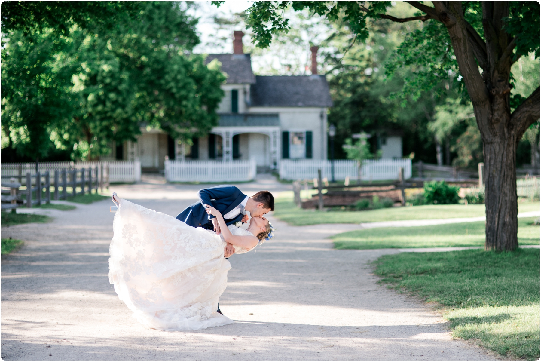 Black Creek Pioneer Village Wedding- Agata & Chris_0252