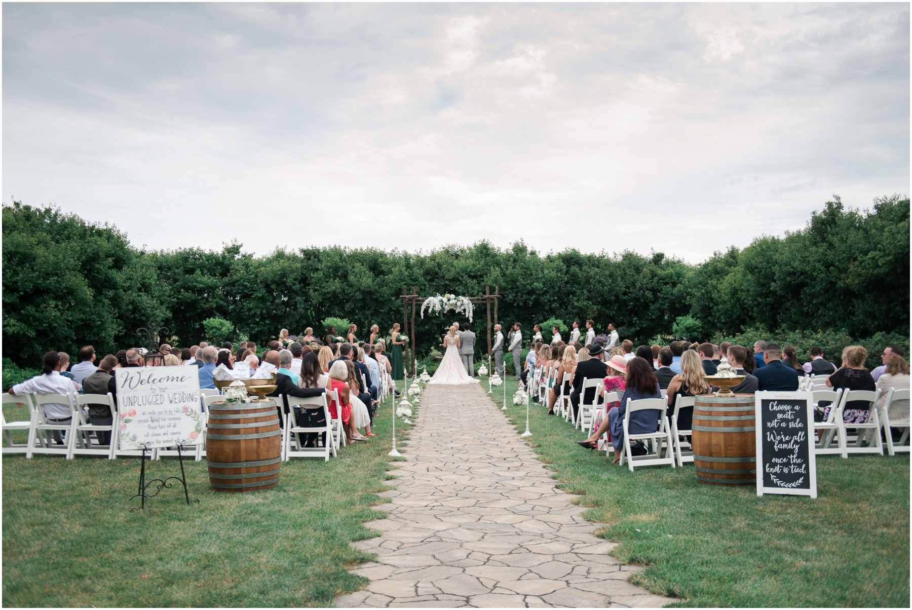 Bloom Field Gardens Newcastle Wedding_0122